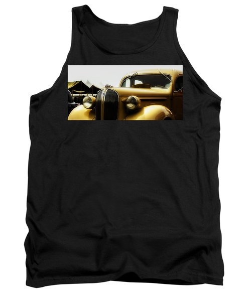 Classic Plymouth Tank Top