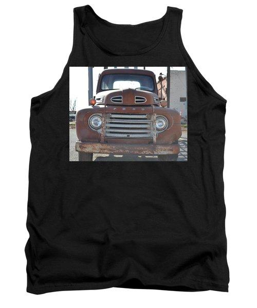 Classic Truck  Tank Top
