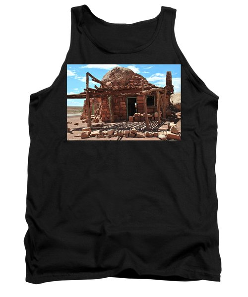 Cliff Dwellers Tank Top by Jim Hogg