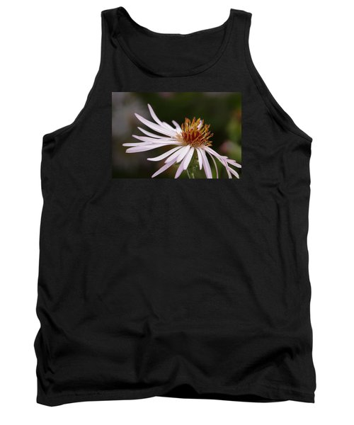 Tank Top featuring the photograph Climbing Aster by Paul Rebmann
