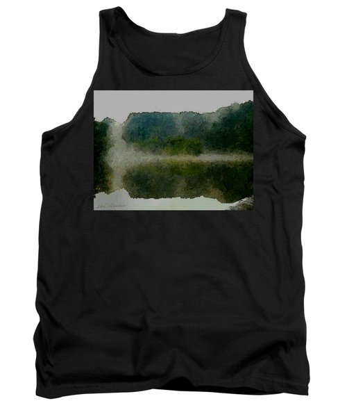 Cloaked Fluidity Tank Top