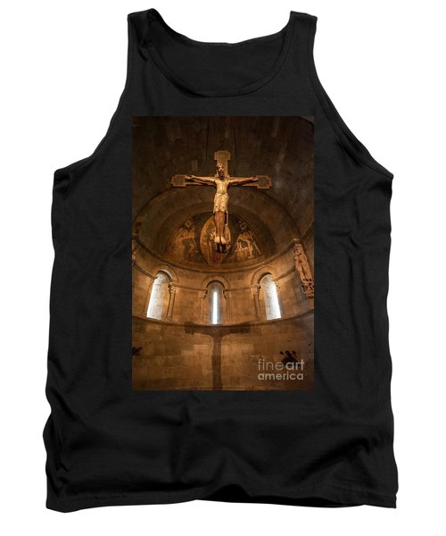 Cloisters Crucifixion Tank Top