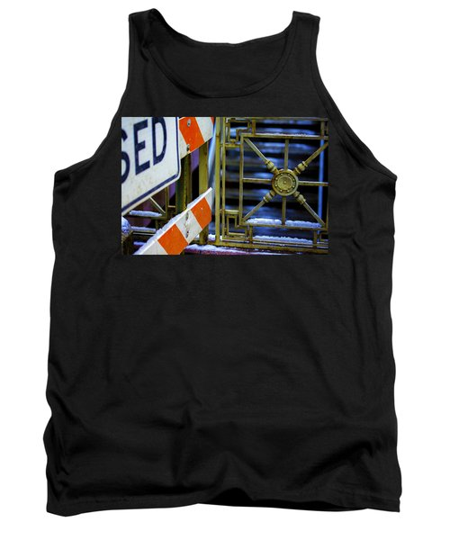 Closed Walkway Tank Top