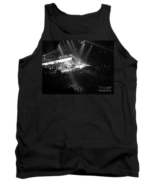 Closing The Spectrum Tank Top by David Rucker