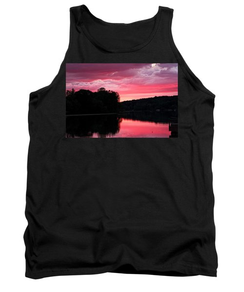 Cloudy Sunset Tank Top