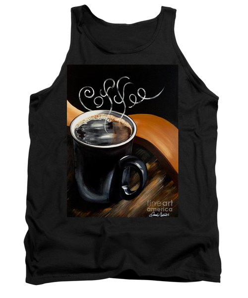 Coffee Break Tank Top