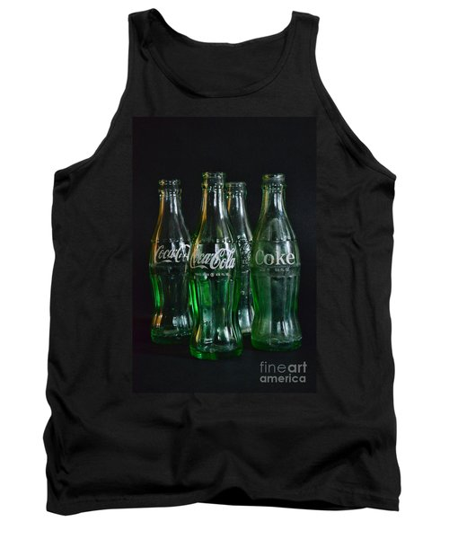 Coke Bottles From The 1950s Tank Top