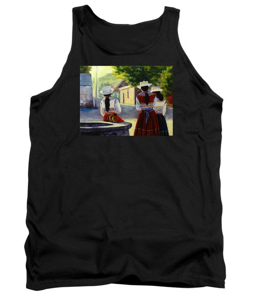 Colca Valley Ladies, Peru Impression Tank Top