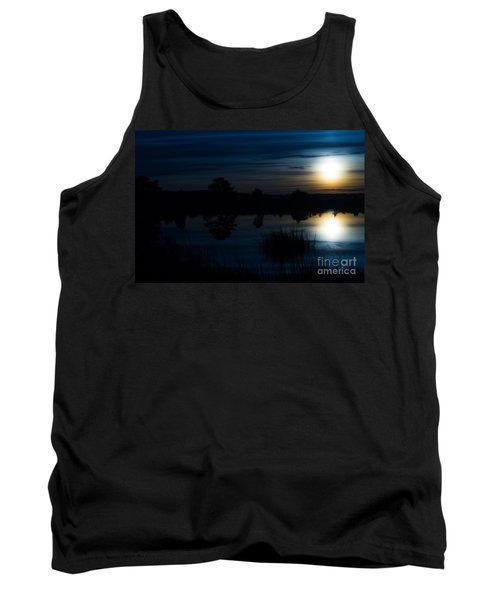 Cold Winter Morning Tank Top