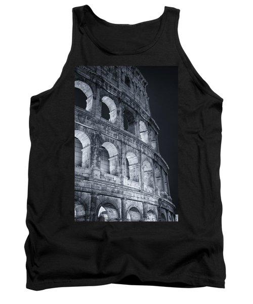 Colosseum Before Dawn Tank Top