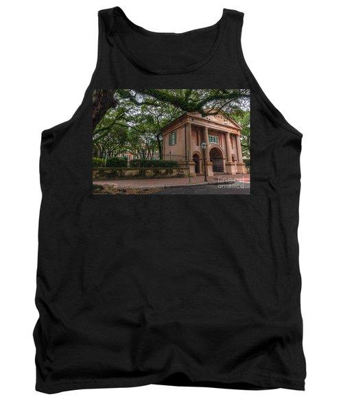 College Of Charleston Campus Tank Top