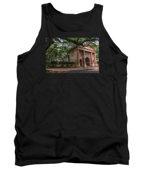 College Of Charleston Campus Tank Top
