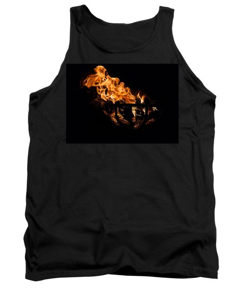Fire Cresset Two Tank Top