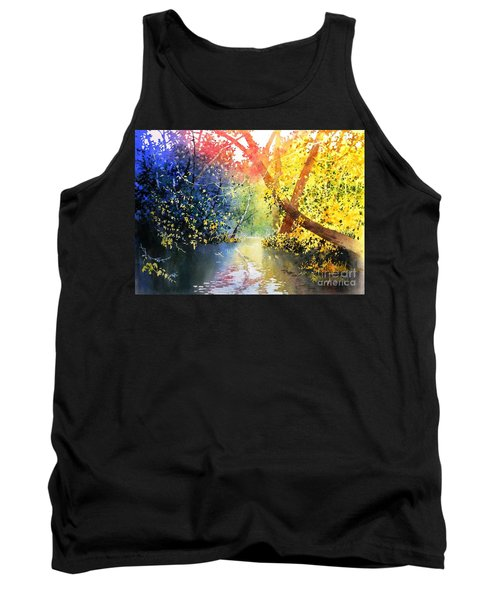 Color Of Trees Tank Top