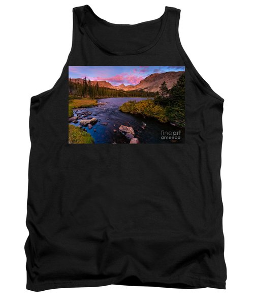 Color Over  Indian Peaks Tank Top