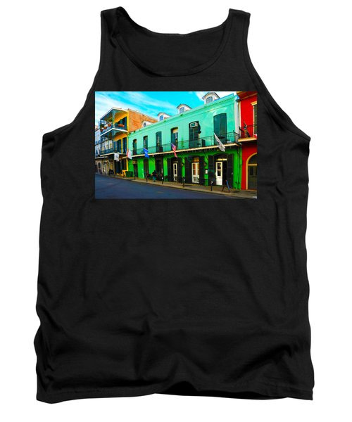 Color Perspective Tank Top