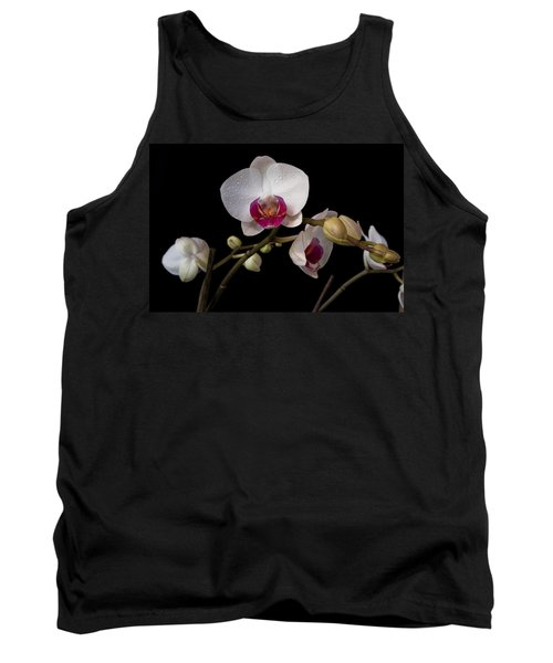 Colorful Moth Orchid Tank Top