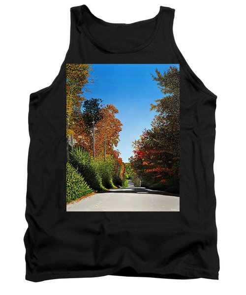 Colours Of Caledon Tank Top