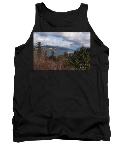Columbia Gorge Tank Top by Belinda Greb
