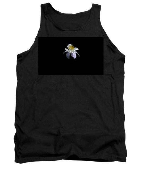 Tank Top featuring the photograph Columbine by David Andersen