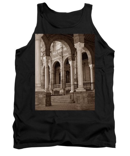 Columns And Arches Tank Top