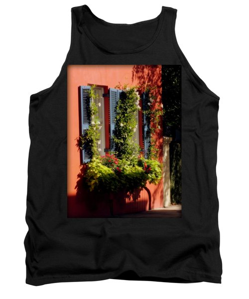 Come To My Window Tank Top by Karen Wiles