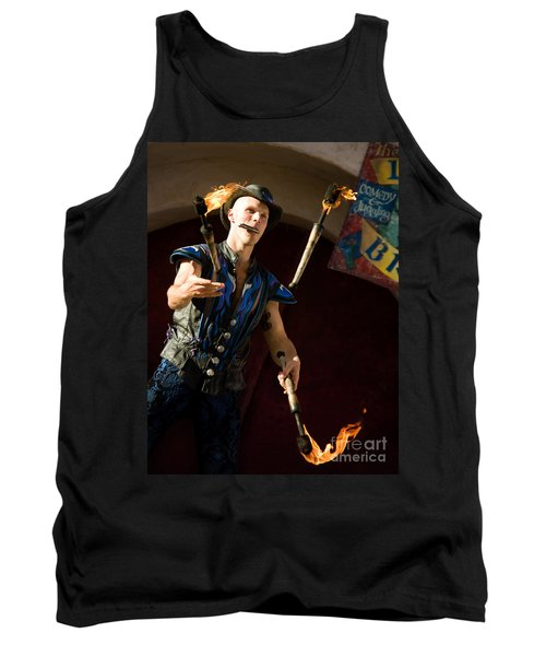 Comedy Juggling Tank Top