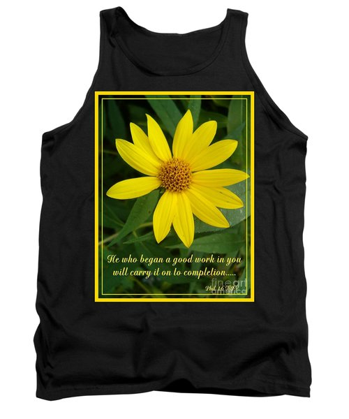 Completion Tank Top by Sara  Raber