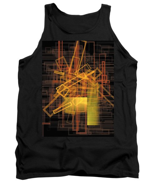 Composition 26 Tank Top