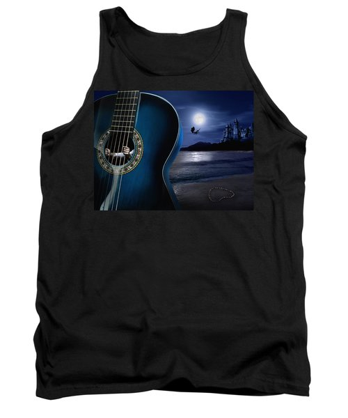 Condemned To Dream Tank Top