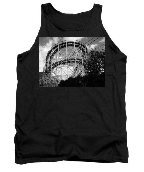 Coney Island Roller Coaster Tank Top