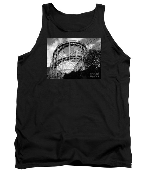 Coney Island Roller Coaster Tank Top