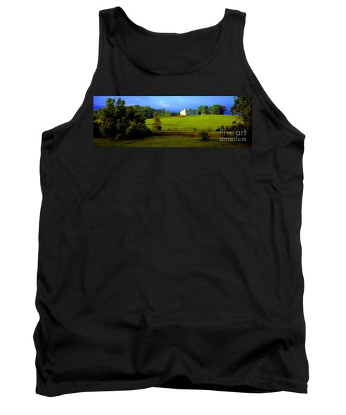 Conley Road Farm Spring Time Tank Top