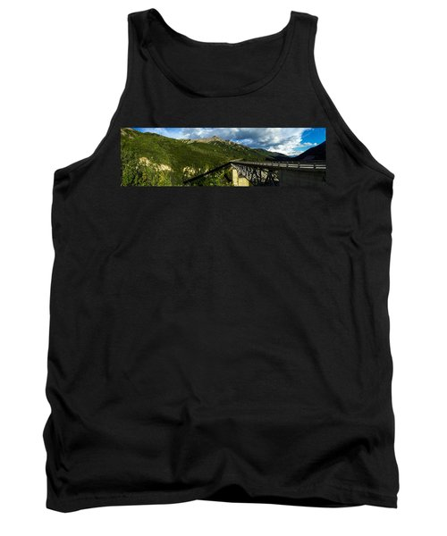 Connecting Life Tank Top