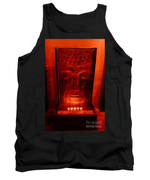 Tank Top featuring the photograph Contemplation by Linda Prewer