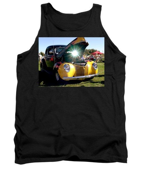 Cool Ride Tank Top by Chris Thomas