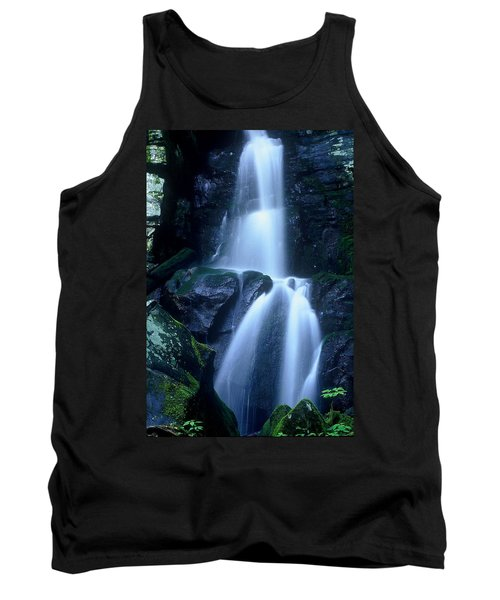 Tank Top featuring the photograph Cool Sanctuary by Rodney Lee Williams