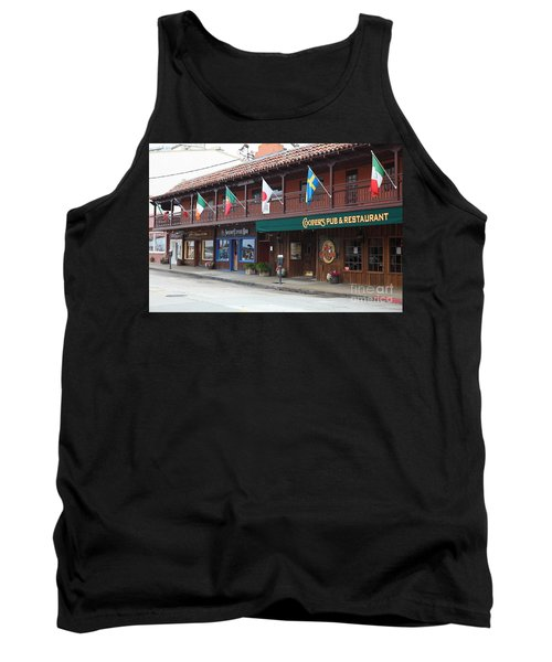 Coopers Pub And Restaurant On Monterey Cannery Row California 5d24774 Tank Top