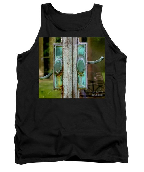 Copper Doorknobs Tank Top