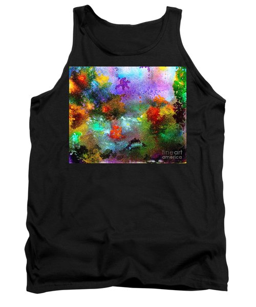 Coral Reef Impression 1 Tank Top by Hazel Holland