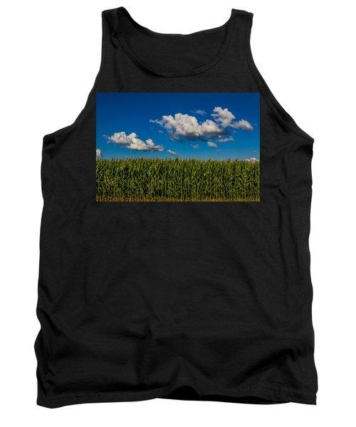 Corn Field Tank Top
