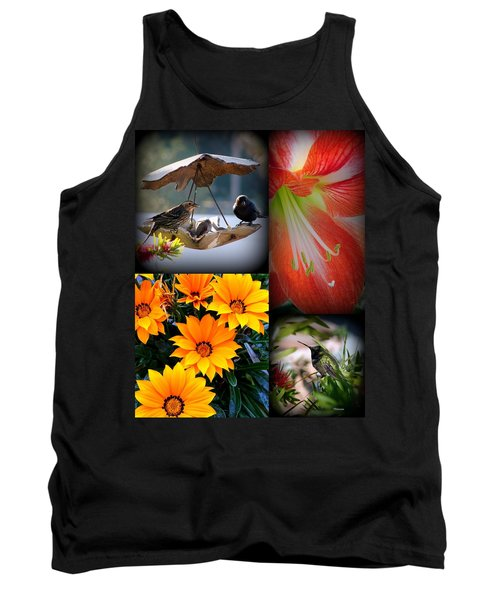 Cornucopia Garden Tank Top