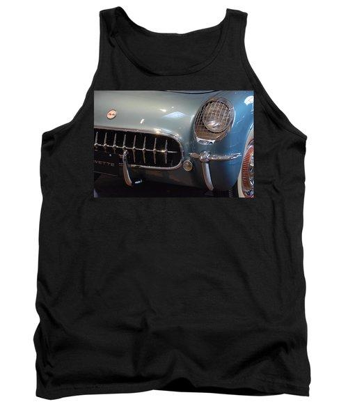 Corvette Roadster 1955 Tank Top