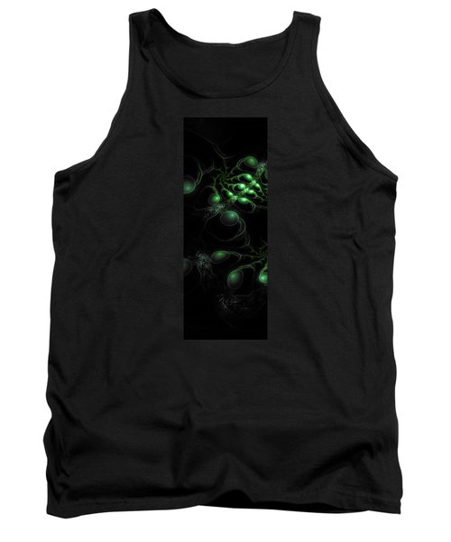 Cosmic Alien Eyes Original Tank Top