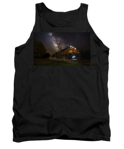 Cosmic Railroad Tank Top