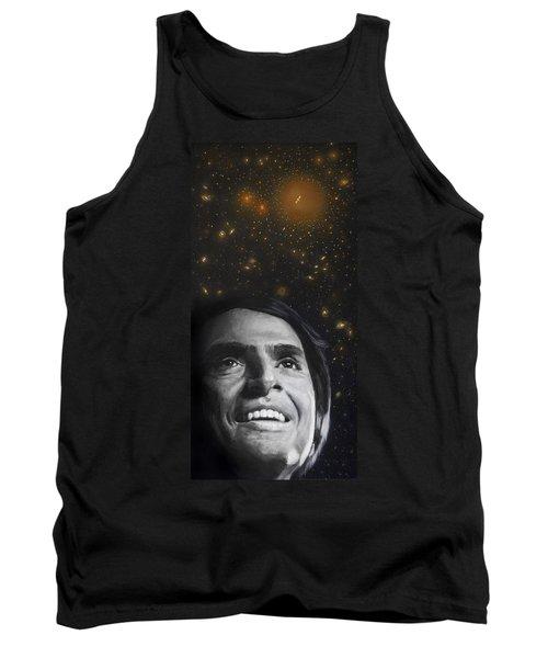 Cosmos- Carl Sagan Tank Top