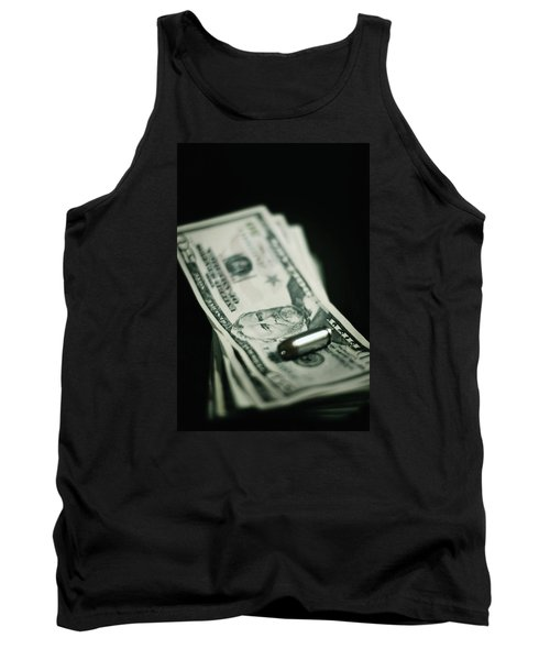 Cost Of One Bullet Tank Top