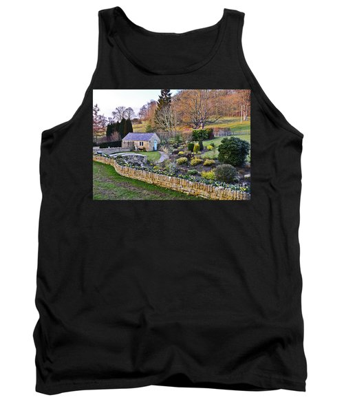 Cotswold Cottage Tank Top