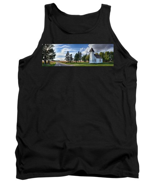 Country Church Tank Top