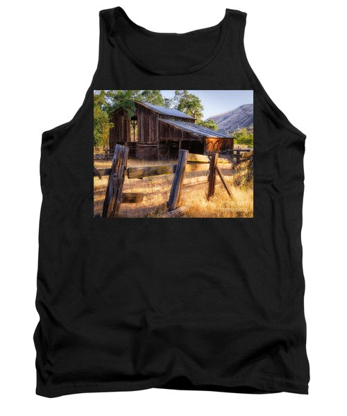 Country In The Foothills Tank Top